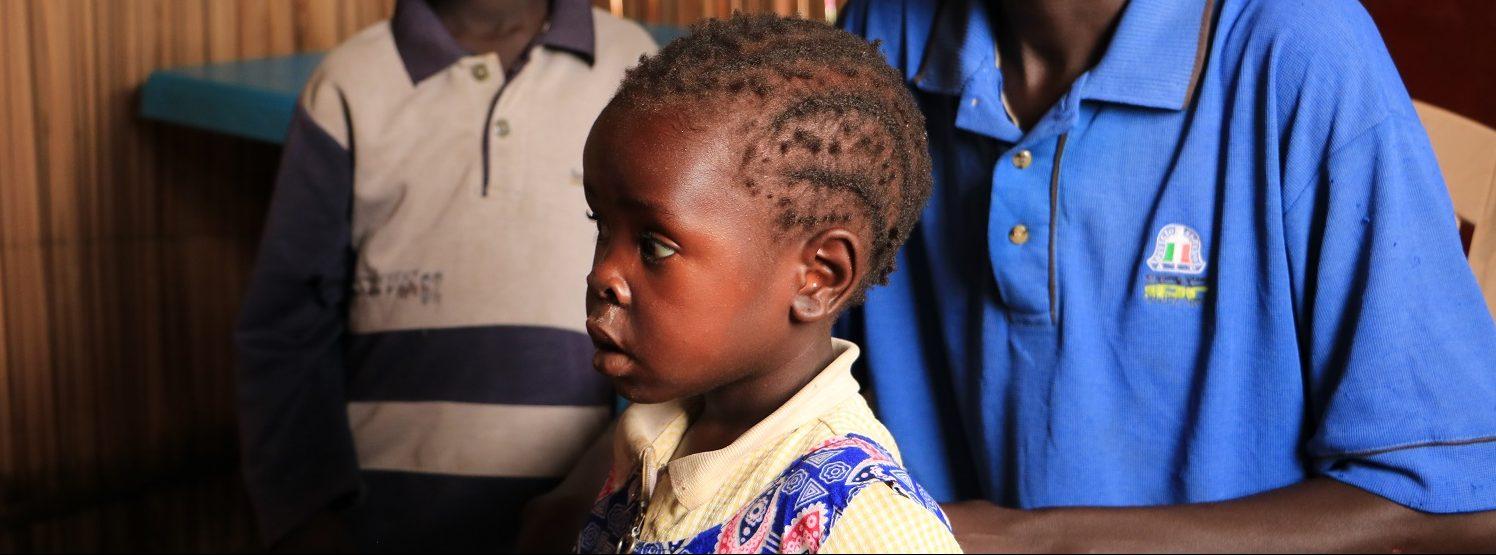 Jedlo pre deti v Južnom Sudáne