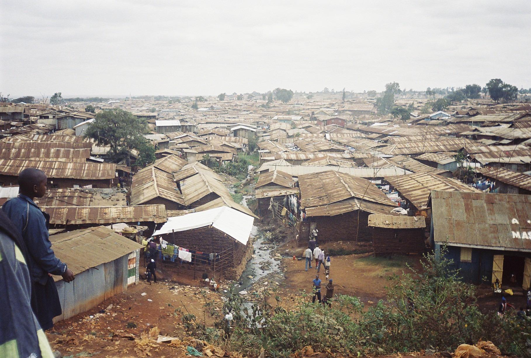 Koronavírus v africkom slume
