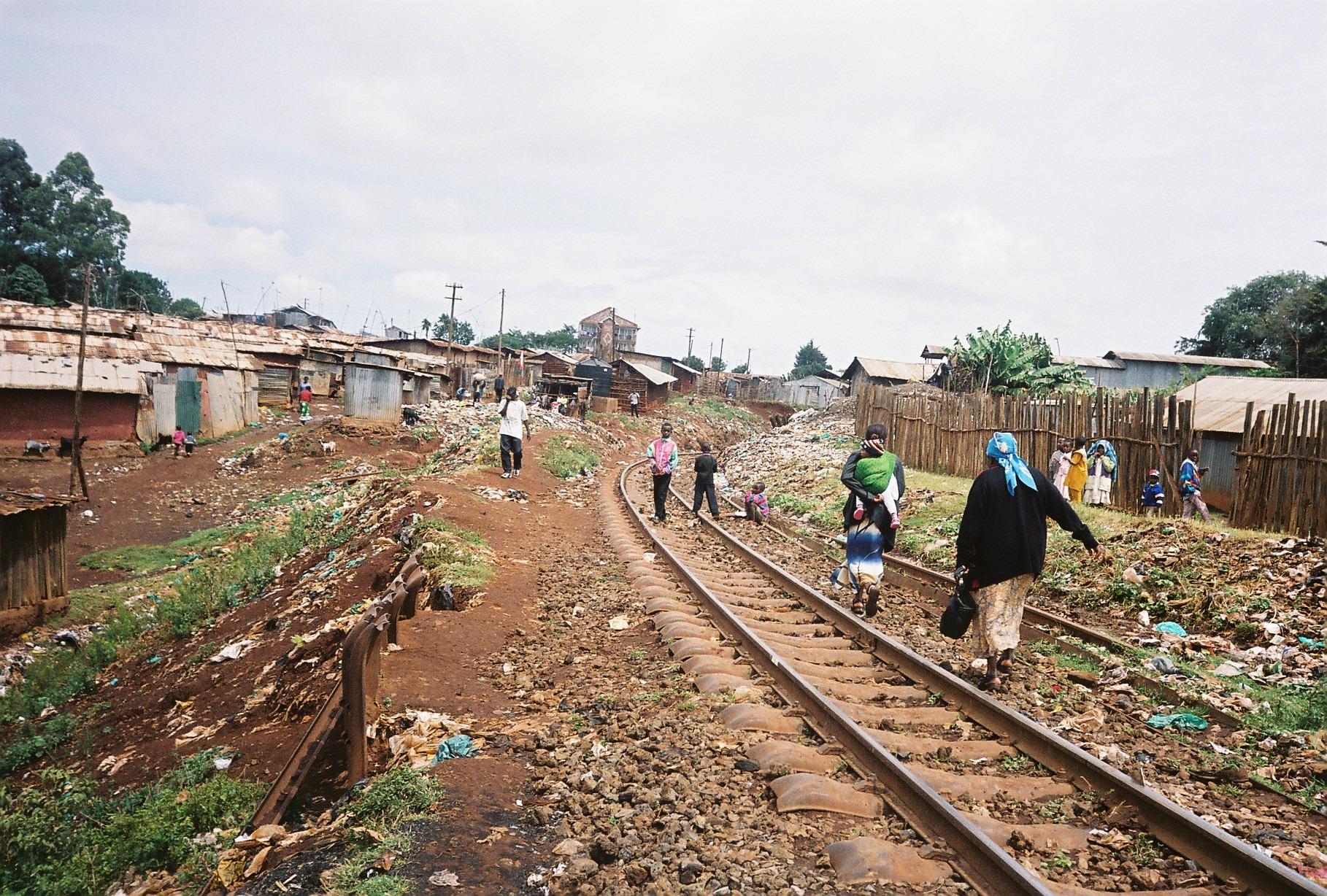 Slováci pomáhajú rodinám v Afrike