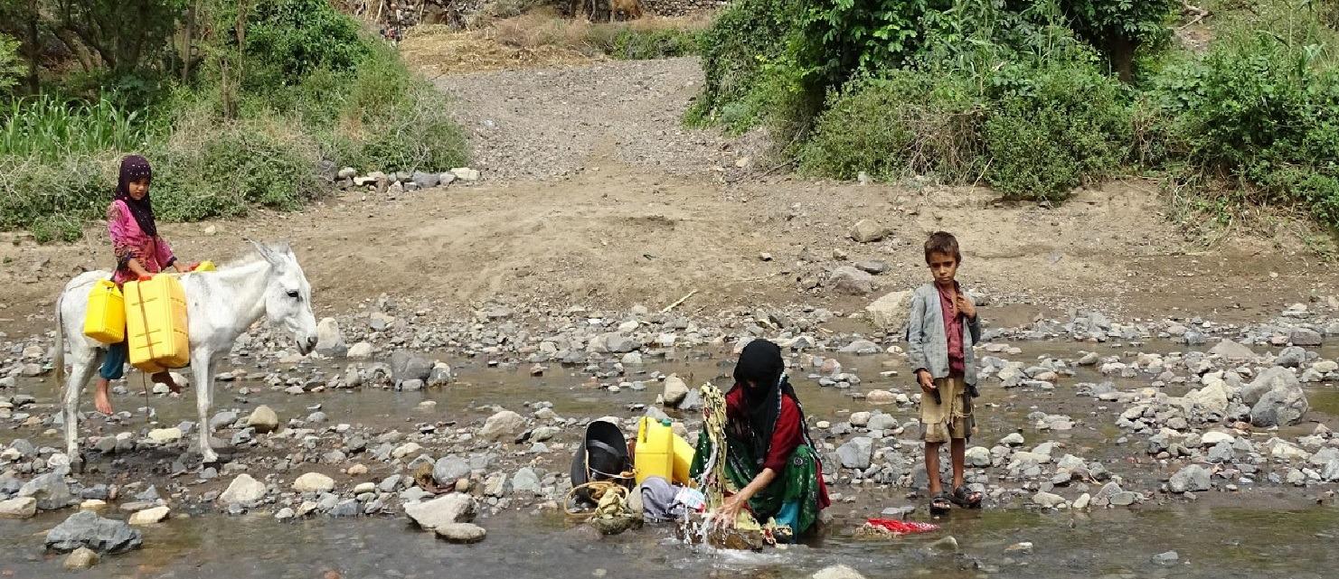 Pitná voda pre 120-tisíc Jemenčanov