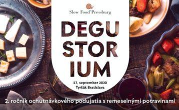 Stretnime sa na podujatí Degustorium