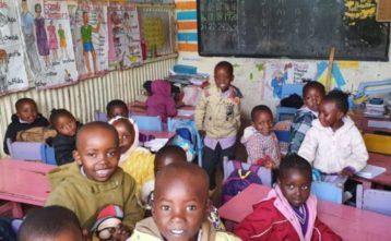Naše partnerské školy a detské domovy