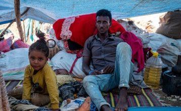 Ľudia v Etiópii stále trpia