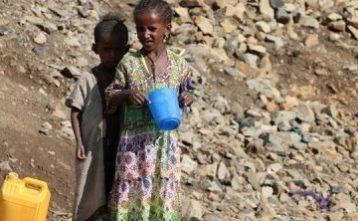 Hlad a násilie v Tigraji pokračuje